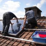 panneaux solaires et l'environnement