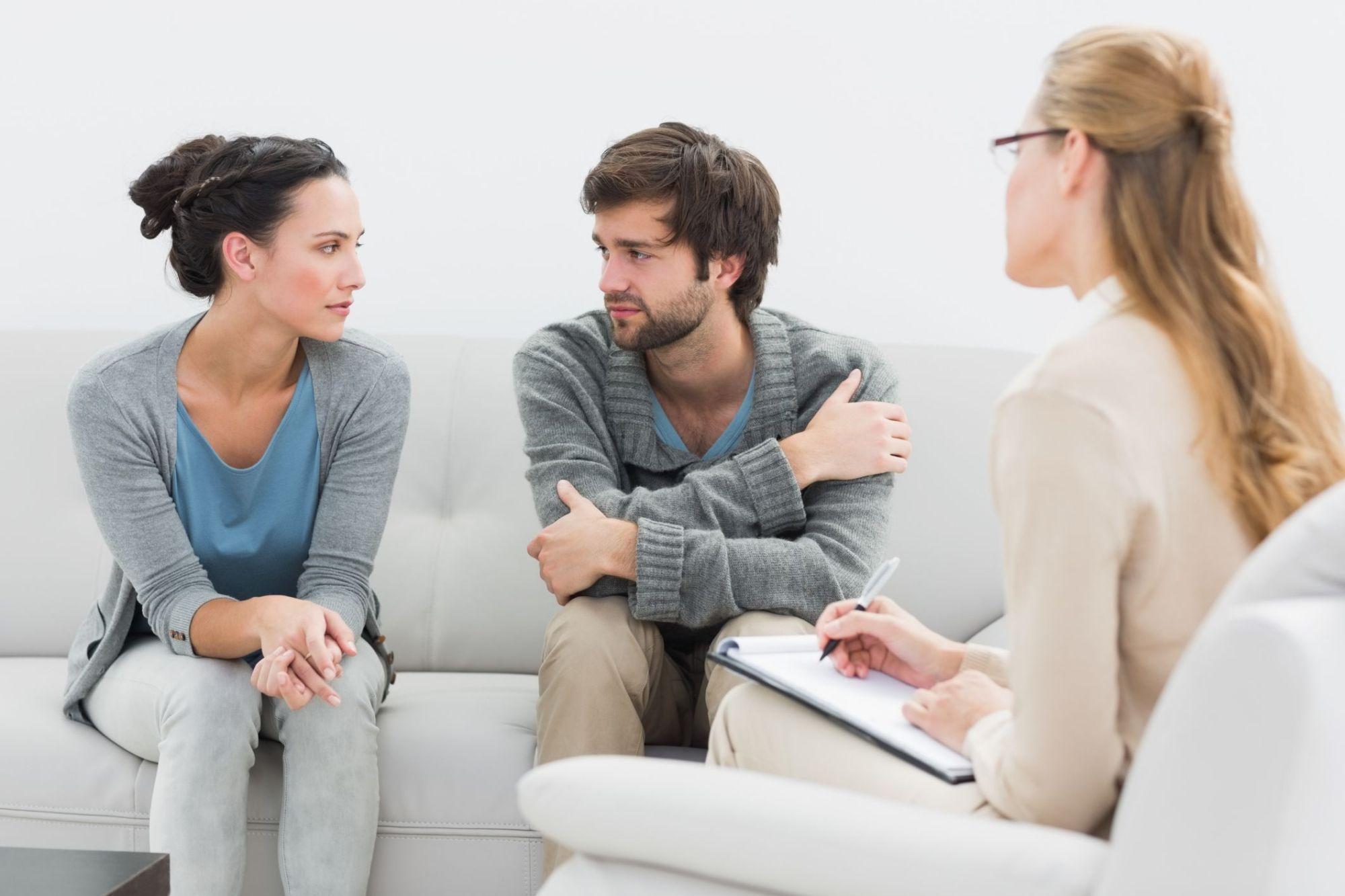 thérapies de couple