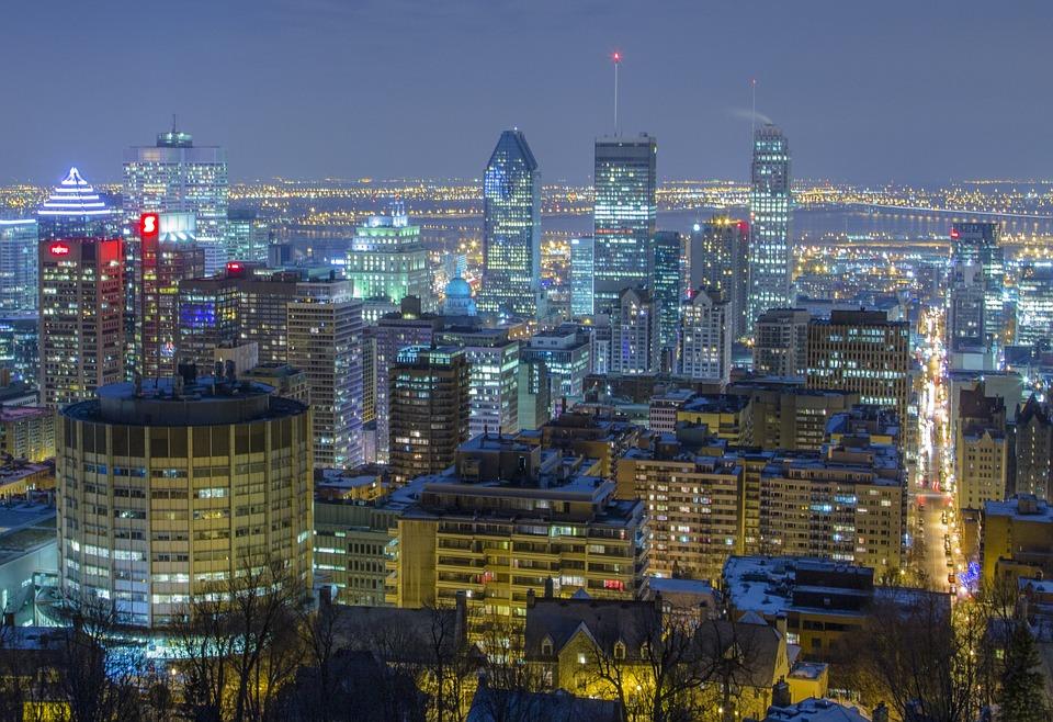 voyage Montréal
